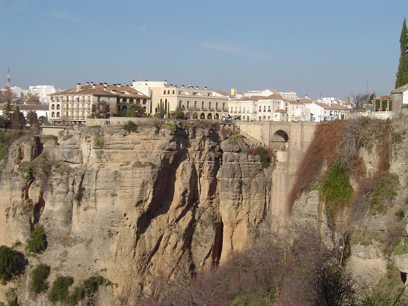 Sierra of Ronda wine tour