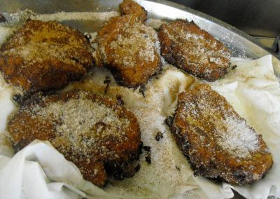 Torrijas from our cooking classes