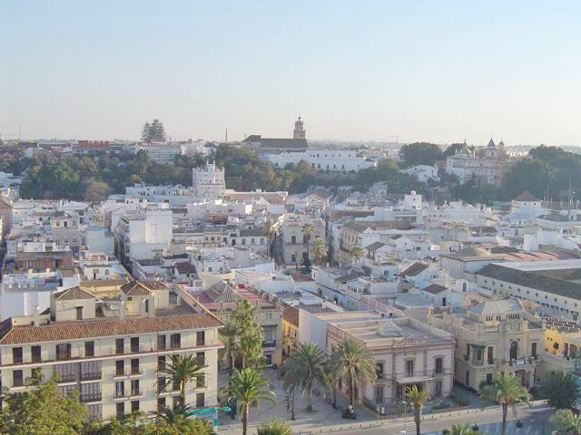 Views of the city of Sanlucar de Barrameda